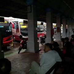 Photo taken at Terminal Bas Bentayan Muar by Muhammad M. on 11/4/2012