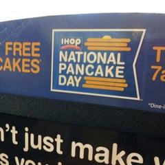 Photo taken at IHOP by BK on 2/5/2013