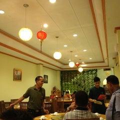Photo taken at Laota Restaurant by Agatha N. on 4/14/2013