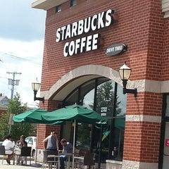 Photo taken at Starbucks by Nancy S. on 8/4/2013