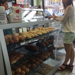 Photo taken at La Sabrosura Bakery by lindai s. on 7/30/2015