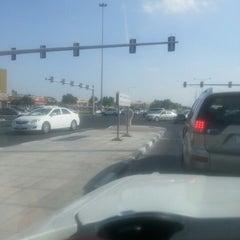 Photo taken at Ramada Intersection | تقاطع رامادا by Muharrem D. on 11/28/2012