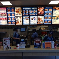 Photo taken at Culver's by Paulie G. on 10/28/2013