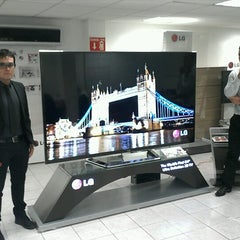 Photo taken at LG Electronics by Carlos A. on 9/27/2012