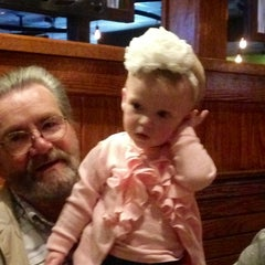 Photo taken at Outback Steakhouse by Mandy S. on 1/5/2014