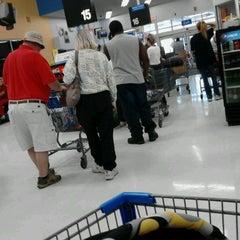 Photo taken at Walmart Supercenter by Emily M. on 10/5/2012