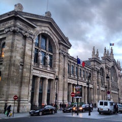 Photo taken at Gare SNCF de Paris Nord by JC W. on 6/1/2013