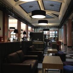 Photo taken at San Antonio Caffé by Oscar O. on 9/22/2012
