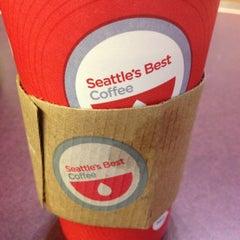 Photo taken at Seattle's Best Coffee by Araruna R. on 3/16/2013