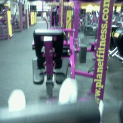 Photo taken at Planet Fitness by Paul W. on 10/15/2012