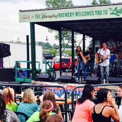 Photo taken at Quaker Steak & Lube® by Patrick S. on 6/18/2014