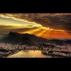 Photo taken at Rio de Janeiro by César M. on 10/21/2012