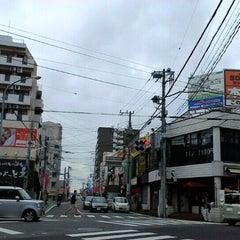 Photo taken at ファルマン通り交差点 by 森 博. on 9/27/2015