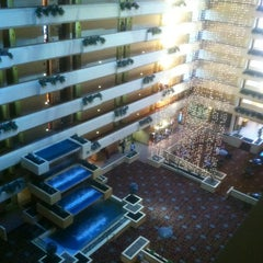 Photo taken at Holiday Inn Hotel & Suites Beaumont-Plaza (I-10 & Walden) by Zachary C. on 11/9/2012
