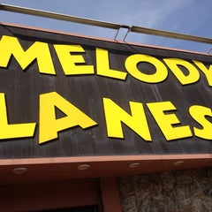 Photo taken at Melody Lanes by Rachel K. on 6/22/2013