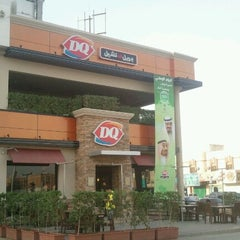 Photo taken at Dairy Queen | ديري كوين by Hani on 9/21/2012