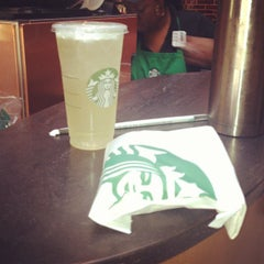 Photo taken at Starbucks by Anise A. on 10/17/2012
