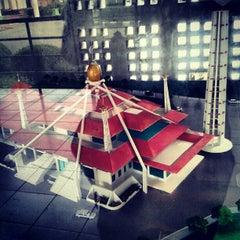 Photo taken at Islamic Center Bekasi by Muhammad P. on 5/12/2012