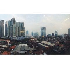 Photo taken at Kantin Mega Kuningan by Rahadian S. on 6/13/2015