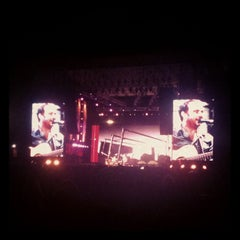 Photo taken at Hersheypark Stadium by Steve B. on 9/23/2012