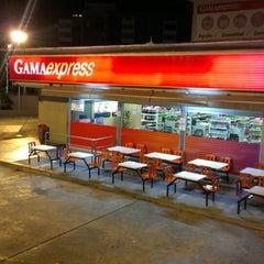 Photo taken at Gamaexpress by Jorge V. on 2/22/2013