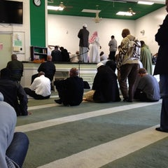 Photo taken at Prince George's Muslim Association by Hakki O. on 11/9/2012
