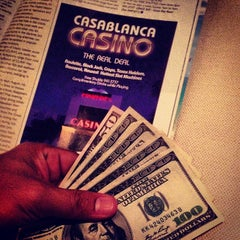 Photo taken at Casablanca Casino by Ron V. on 11/6/2013