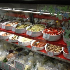 Photo taken at Ferrucci's Italian Market by Kassy S. on 2/27/2013