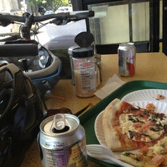 Photo taken at Joe's Pizza (Park Slope) by Jillana B. on 5/27/2013