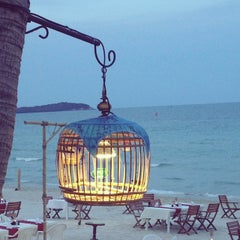 Photo taken at Banana Fan Sea Resort by Alex S. on 4/29/2014