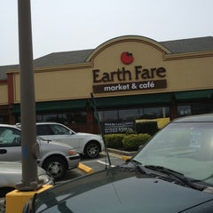 Photo taken at Earth Fare by Tate V. on 4/3/2013