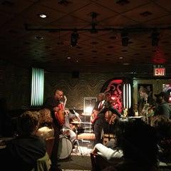 Photo taken at Lenox Lounge by Tara R. on 12/29/2012