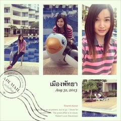 Photo taken at Tropicana Hotel Pattaya by KJ K. on 8/31/2013