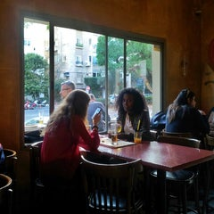 Photo taken at Ben Gurion Pizzeria (הפיצרייה בן גוריון) by yst on 3/1/2013