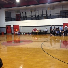 Photo taken at Lavino Field House by Clarice L. on 12/5/2012