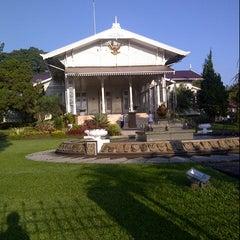 Photo taken at Istana Kepresidenan Cipanas by Djony H. on 7/28/2014