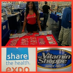 Photo taken at The Vitamin Shoppe by Alisha C. on 2/28/2015