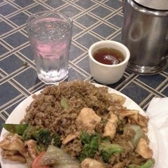 Photo taken at Tai Shan Restaurant by Stephanie C. on 10/5/2013