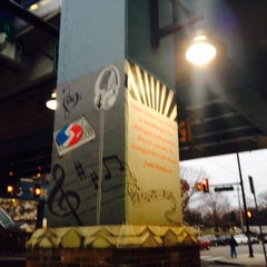 Photo taken at SEPTA: MFL 46th Street Station by Hilary F. on 12/8/2014
