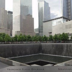 Photo taken at National September 11 Memorial & Museum by kky0suke on 6/3/2013