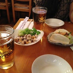 Photo taken at Izakaya Ariyoshi by Naman S. on 2/10/2013