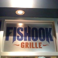 Photo taken at Fishook Grille by Noel R. on 12/20/2012