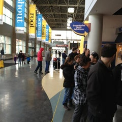 Photo taken at The Sabres Store by Richard H. on 1/18/2013