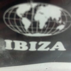 Photo taken at Ibiza by Anderson R. on 4/19/2013