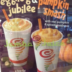 Photo taken at Jamba Juice by Ms. Nicole on 10/19/2012