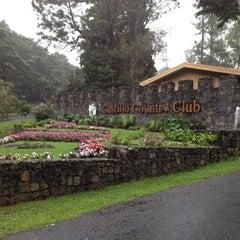 Photo taken at El Castillo Country Club by Carlos C. on 9/29/2012