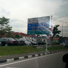 Photo taken at Perodua Sales & Service Center by nada on 8/8/2014