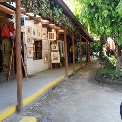 Photo taken at Pueblito de los Domínicos by Jose O. on 10/15/2012