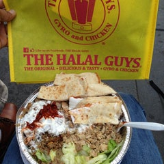 Photo taken at The Halal Guys by Renato M. on 6/22/2013