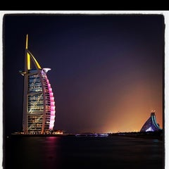 Photo taken at Burj Al Arab by Gulay D. on 3/29/2013